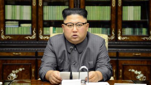 """Corée du Nord : Kim Jong-un promet de faire """"payer cher"""" à Donald Trump ses menaces"""