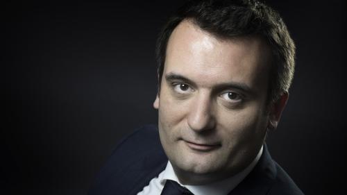 """VIDEO. Florian Philippot : """"Le FN ne doit pas être un syndicat anti-immigration"""""""
