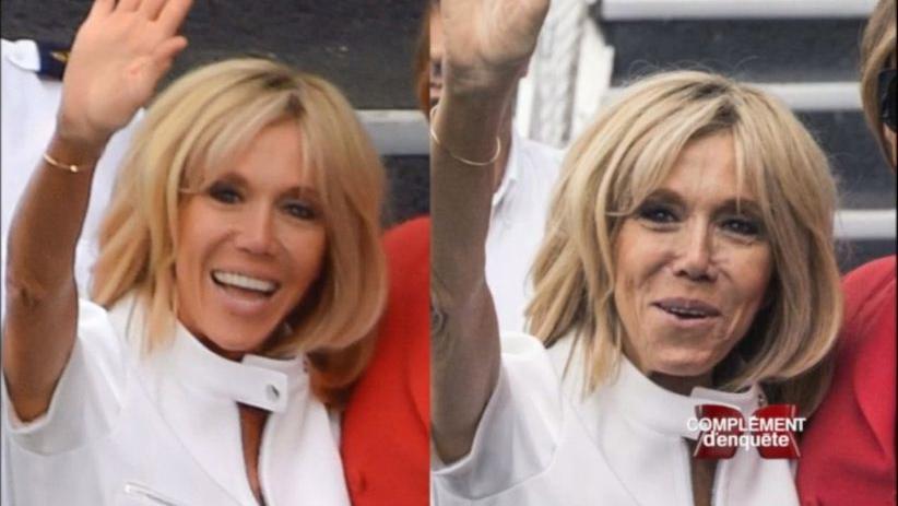 VIDEO. Les photos de Brigitte Macron sont-elles retouchées