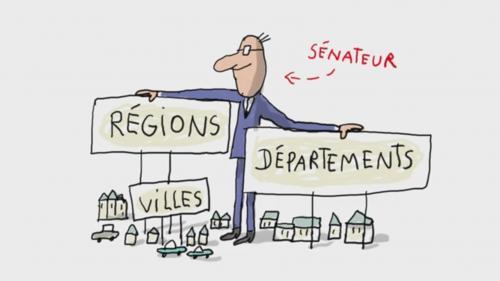 VIDEO. Elections sénatoriales : le rôle des sénateurs expliqué aux enfants