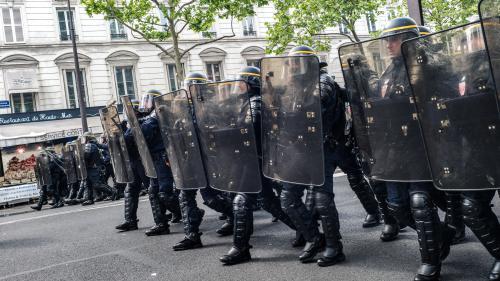 Les CRS suspendent leur mouvement de protestation à l'issue d'un entretien avec Gérard Collomb