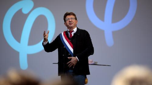 REPLAY. Réforme du Code du travail : revivez le discours de Jean-Luc Mélenchon à Paris