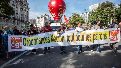 """Ordonnances sur le Code du travail : la France est-elle """"irréformable"""" ?"""