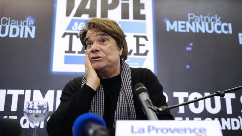 Bernard Tapie est gravement malade