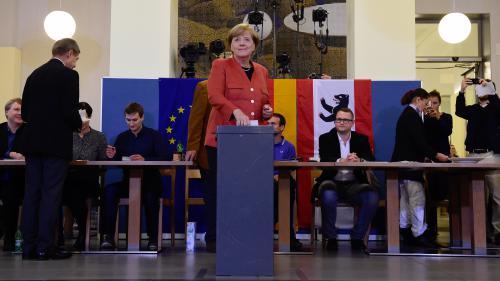 DIRECT. Législatives en Allemagne : à 14 heures, 41,1% des électeurs ont voté
