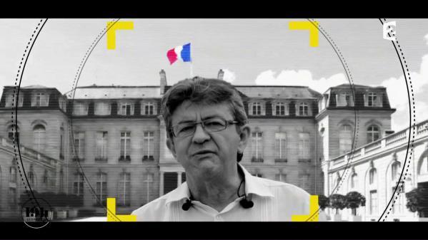 """VIDEO. """"19h le dimanche"""". Qu'a donc en tête Jean-Luc Mélenchon ?"""
