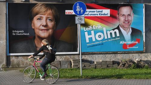 Allemagne : quelle majorité pour Angela Merkel ?