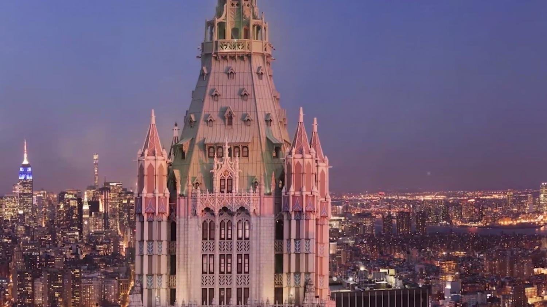 Video cinq tages 900 m et une vue imprenable visitez l 39 appartement le plus cher de new york - Achat appartement new york ...
