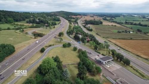 VIDEO. A Tournus, la construction d'un centre commercial menace 20 hectares de terres agricoles