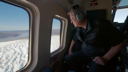 """Cinéma : Al Gore, infatigable défenseur de l'environnement dans """"Une suite qui dérange"""""""