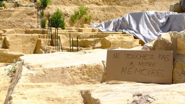 Marseille : Vinci suspend ses travaux de construction sur le site antique de la Corderie