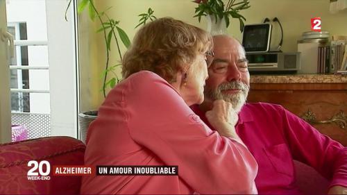 """VIDEO. """"Ne t'en fais pas. On a encore tout plein de temps ensemble"""" : Michèle et Jean, un couple uni face à la maladie d'Alzheimer"""