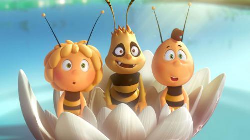 """Une société de production de dessins animés s'excuse après avoir laissé passer un pénis caché dans un épisode de """"Maya l'abeille"""""""