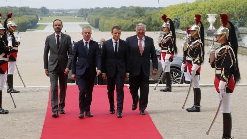 Ce que les sénatoriales vont changer pour Emmanuel Macron