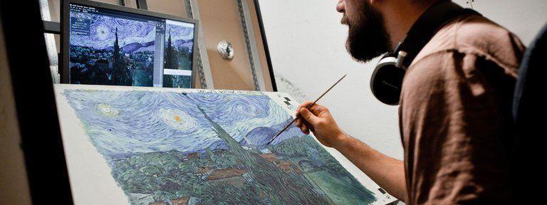 La Passion Van Gogh\