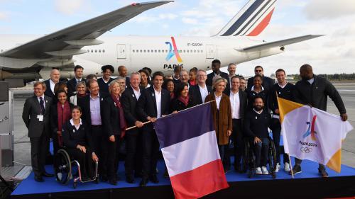 Paris 2024 : le coûteux voyage de la délégation parisienne à Lima