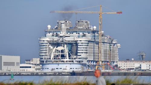 L'Italien Fincantieri obtient la majorité dans les chantiers navals STX