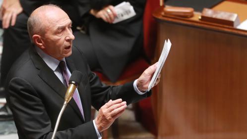 VIDEO. Loi antiterroriste : Gérard Collomb répond aux critiques de la droite et de la gauche