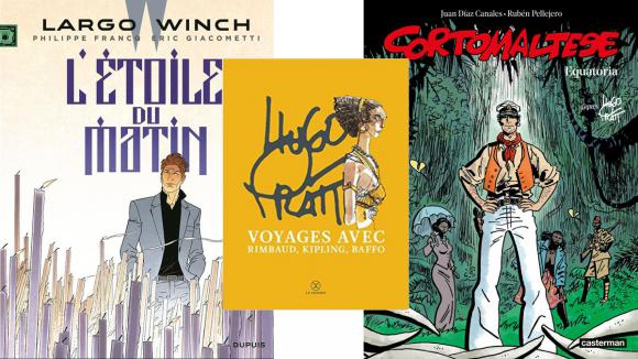 Largo Winch, retour en bourse