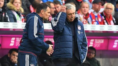 Foot : le Français Willy Sagnol remplace Carlo Ancelotti au poste d'entraîneur du Bayern Munich