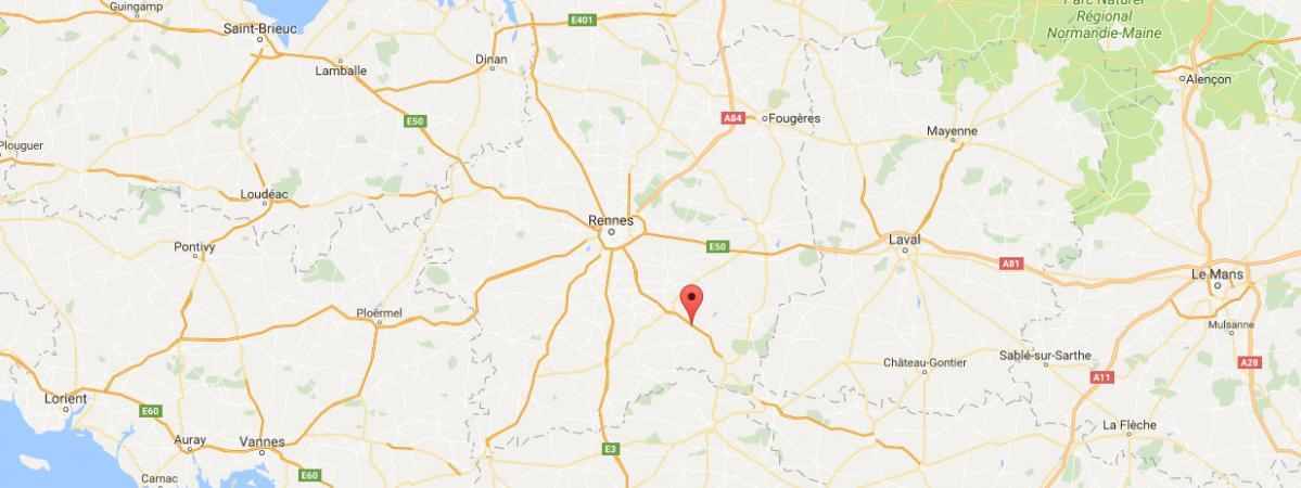 Bretagne un s isme de magnitude 3 9 ressenti rennes - Zi sud est rennes ...