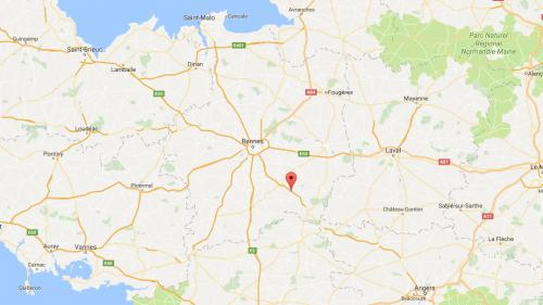 Bretagne : un séisme de magnitude 3,9 ressenti à Rennes