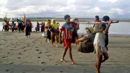 Rohingyas, l'exode sans fin