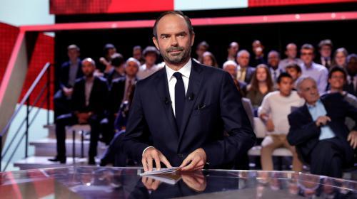 """DIRECT. Regardez """"L'Emission politique"""" avec le Premier ministre Edouard Philippe sur France 2"""