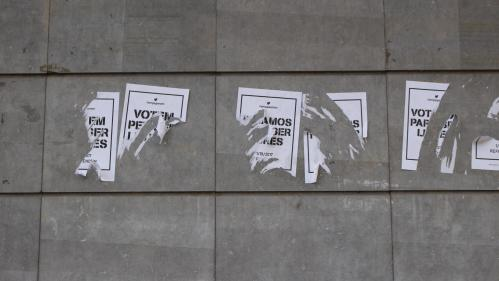 """""""Traître"""", """"vendu""""... En Catalogne, le référendum d'autodétermination attise les tensions dans les villes socialistes"""