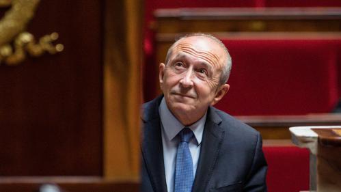 """""""Animal politique à l'""""humour particulier"""", qui est Gérard Collomb, le ministre en première ligne sur le projet de loi antiterroriste ?"""
