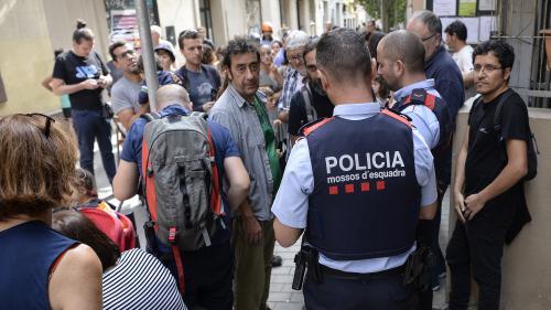 Référendum en Catalogne : comment Madrid accentue la pression pour empêcher le scrutin de dimanche