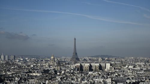 """La qualité de l'air était """"en amélioration"""" à Paris en 2016"""