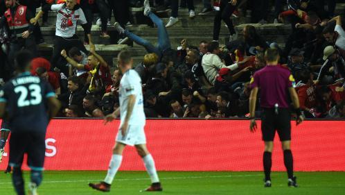 DIRECT. Ligue 1 : une barrière cède lors du match Amiens-Lille, au moins 18 supporters blessés