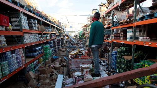 Ouragan Maria : la polémique enfle sur l'aide apportée à Porto Rico, dévastée par le cyclone