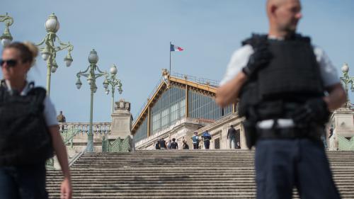 Marseille : ce que l'on sait de l'attaque au couteau qui a fait deux morts à la gare Saint-Charles