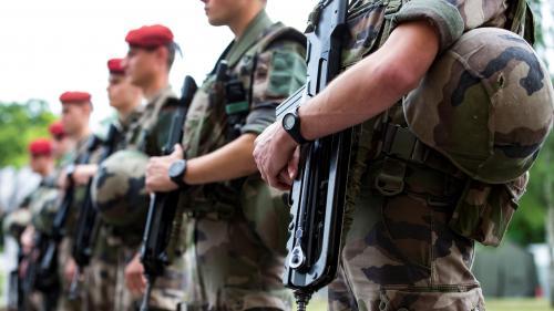 VIDEO. Opération Sentinelle : ces militaires qui risquent leur vie pour assurer la sécurité des Français