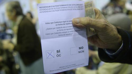 """Référendum en Catalogne: """"En apparence, c'est l'Espagne qui a le plus à perdre"""""""