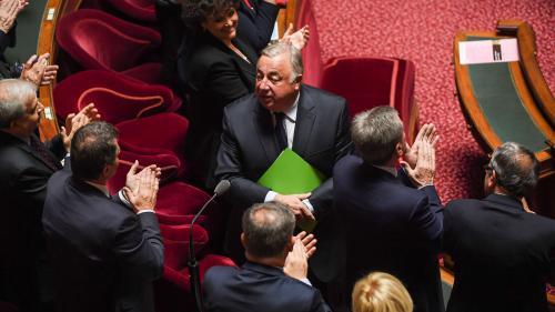 Gérard Larcher (LR) réélu très largement à la présidence du Sénat, pour la troisième fois