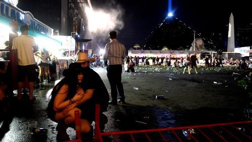 EN IMAGES. Une fusillade à Las Vegas sème la terreur en plein concert