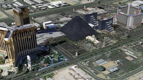 CARTE. Visualisez les lieux de la fusillade à Las Vegas