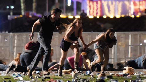 DIRECT. Fusillade à Las Vegas : plus de 50 personnes sont mortes et plus de 200 ont été blessées