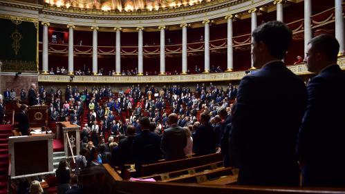 L'Assemblée nationale adopte par 415 voix contre 127 le projet de loi antiterroriste en première lecture