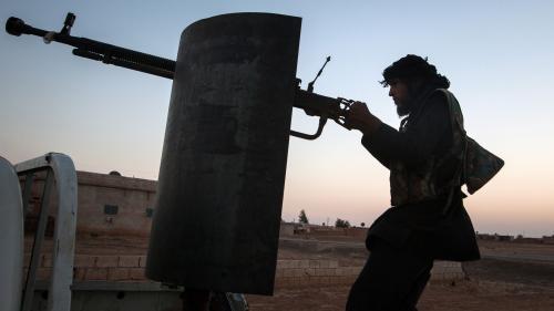 """Reprise de Raqqa par les Forces démocratiques syriennes: """"Il fallait briser le califat"""""""