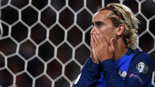 Foot : l'équipe de France, championne du monde de la galère en qualifications