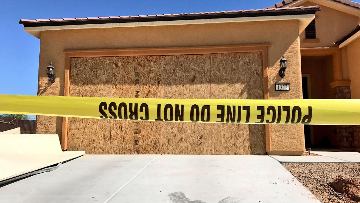 fusillade de las vegas l 39 auteur est aussi un myst re pour ses voisins de mesquite. Black Bedroom Furniture Sets. Home Design Ideas