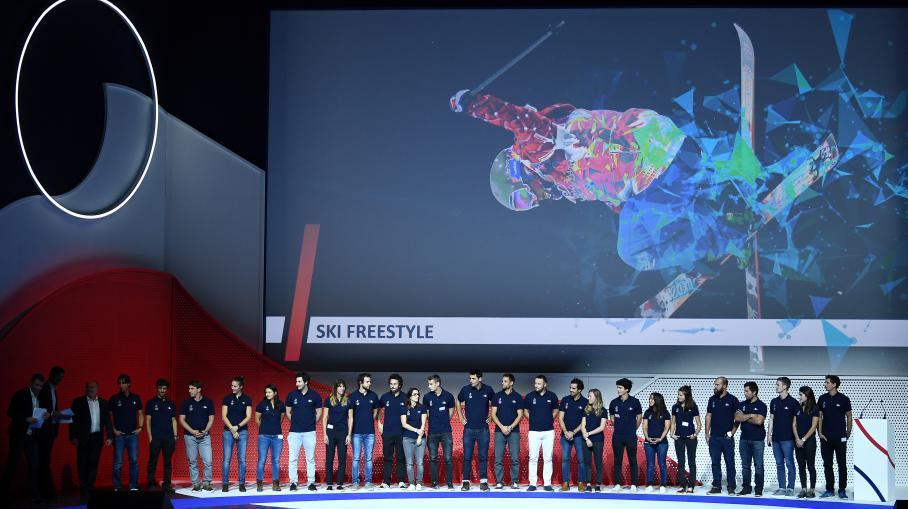 """""""On en rigole, on se dit qu'on va se prendre une bombe sur la gueule..."""" : les athlètes français s'interrogent avant les JO d'hiver en Corée du Sud"""