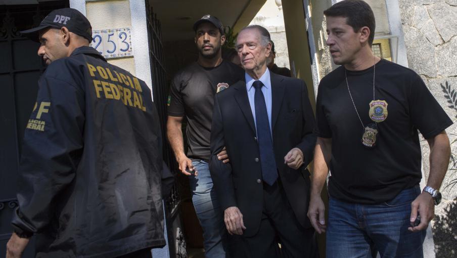 Jeux olympiques de Rio 2016 : le président du Comité olympique brésilien arrêté pour corruption