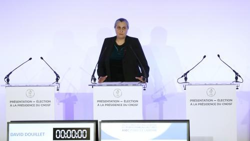 INFO FRANCEINFO. Isabelle Lamour dépose un recours pour faire annuler la réélection de Denis Masseglia à la tête du CNOSF