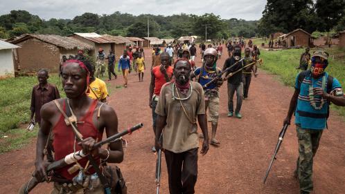 Human Rights Watch dénonce le recours aux esclaves sexuelles dans le conflit en Centrafrique