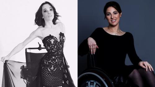 """""""On peut être handicapé et sexy"""", témoignent les deux Françaises qui participent au concours Miss Monde fauteuil roulant"""